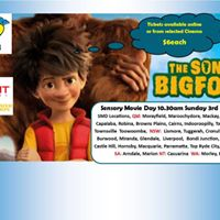 The Son of Bigfoot - Sensory Movie Day Maroochydore