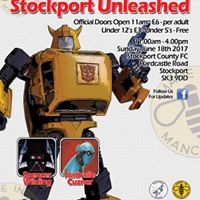 Stockport Comic-Con (Stockport Unleashed)