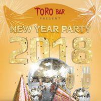 New Year 2018 Toro Bar