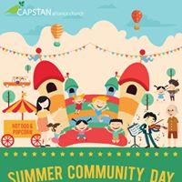 Summer Community Day