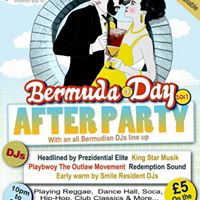 Bermuda Day Liverpool 2017 Afterparty