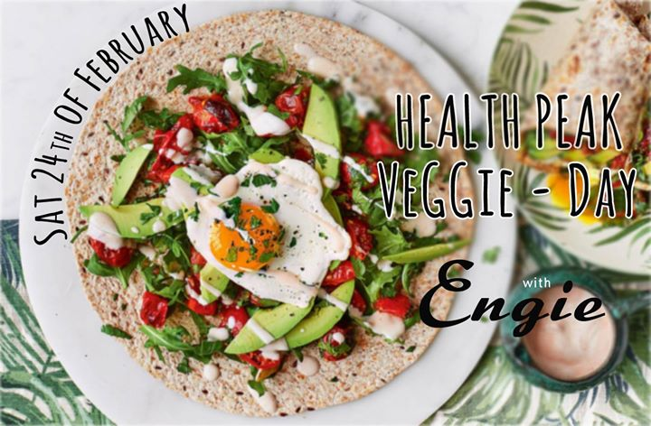 Health Peak - (Veggie Day) with Engie Magnolia