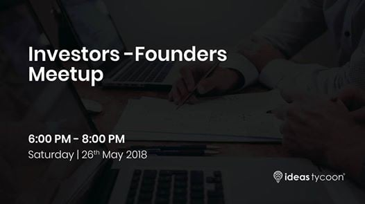 Investors-Founders Meet up
