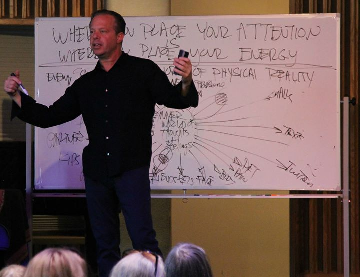Sold Out Dr Joe Dispenza In Sedona Az Embracing Bliss