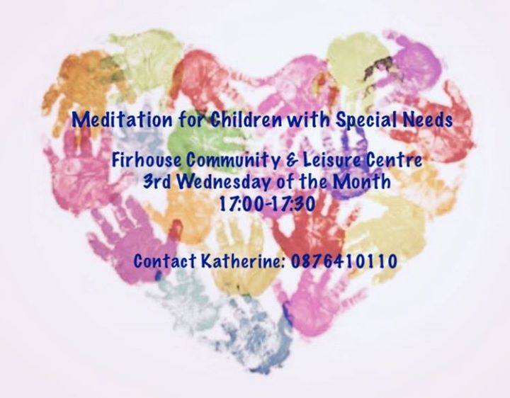 Meditation for Children with Special Needs