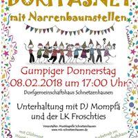 Dorffasnet Schnetzenhausen