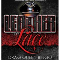Leather &amp Lace Drag Queen Bingo