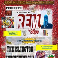 REM by Stipe plus support from Kingsley Beat