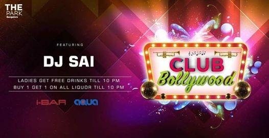 Club Bollywood At i bar Friday
