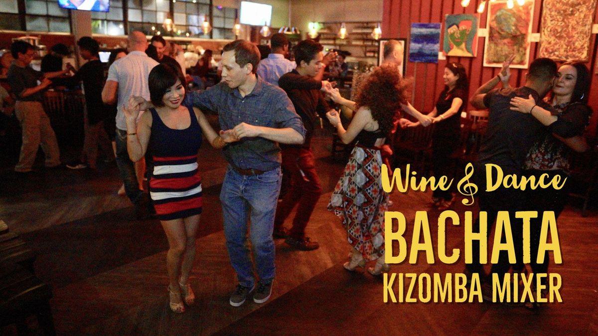 Bachata Kizomba Wine Tasting Mixer in Houston