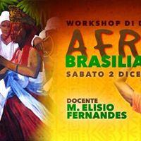 Workshop Danze Afro Brasiliane