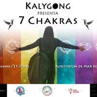 7 Chakras - Concierto de armonizacin sonora