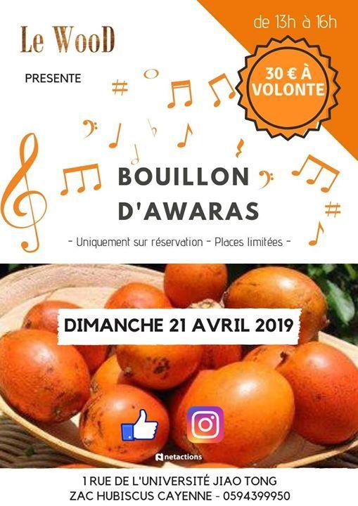Bouillon dAwaras party