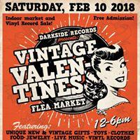 Vintage Valentines Indoor Flea Market