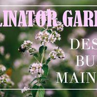 Design Your Pollitnator Garden