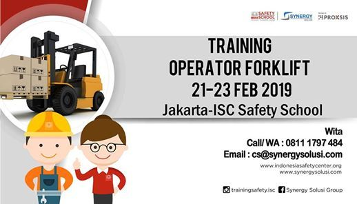 Training Operator Forklift