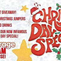Christmas Day Special