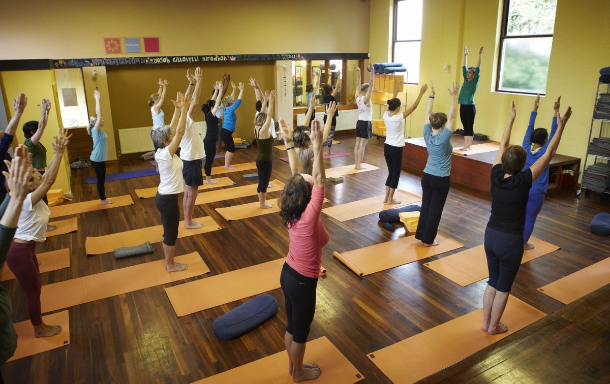 Beginners Yoga Course 3rd March