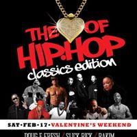 The Love Of Hip-Hop Classics Edition