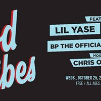 Good Vibes featuring Lil Yase and Randy McPhly