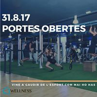 Portes obertes a QWellness. Quality fitness club a Sabadell.