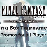 Fftcg Win a Box Tournament