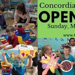 Concordias Open House
