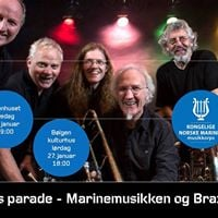 New Orelans parade  Sliperiet Larvik Kultursjkole