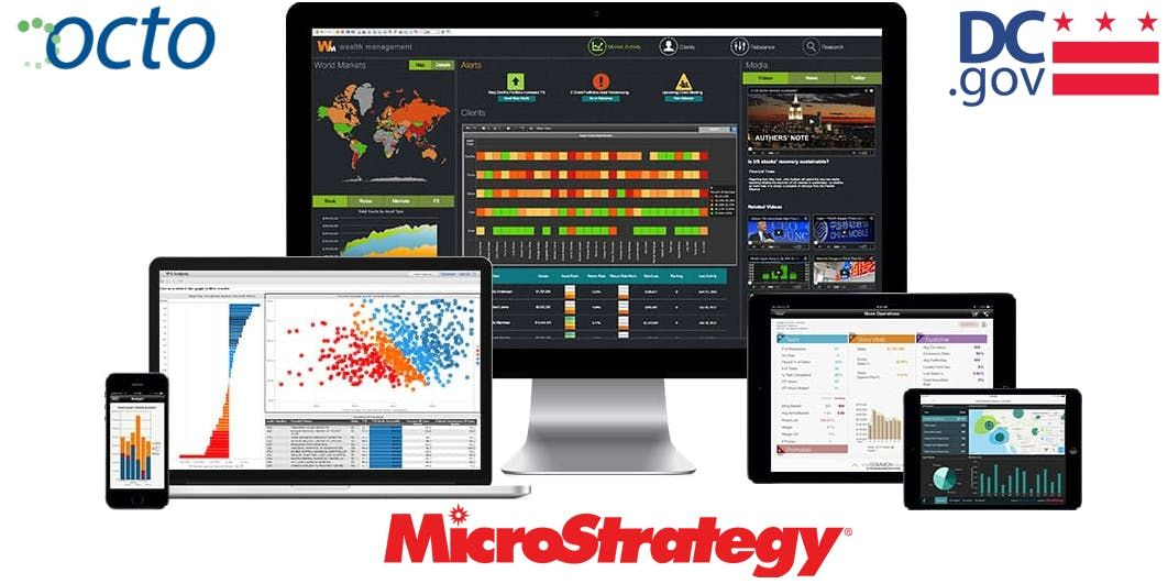 MicroStrategy Introduction Training - 2 Days (January 22-23 2019)