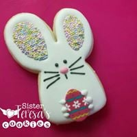 1 p.m. Beginners Cookie Decorating Class - Easter Themed
