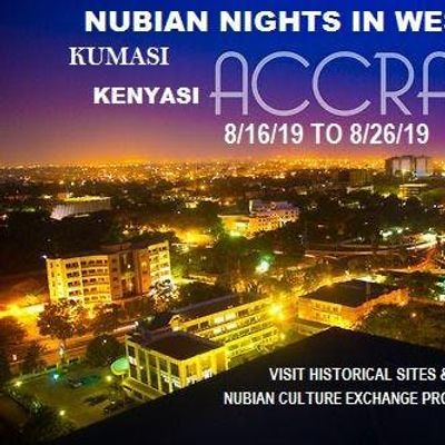 24th August Events in Accra