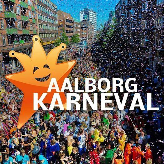 Sttte til DSB ved Aalborg Karneval 2019.
