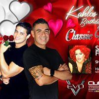 Kahlos Evolution Birthday Party