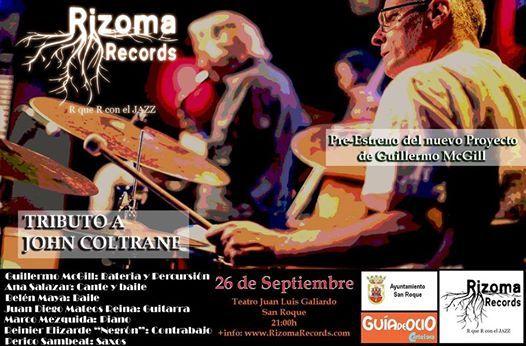 Un Tributo a John Coltrane (Pre-estreno)