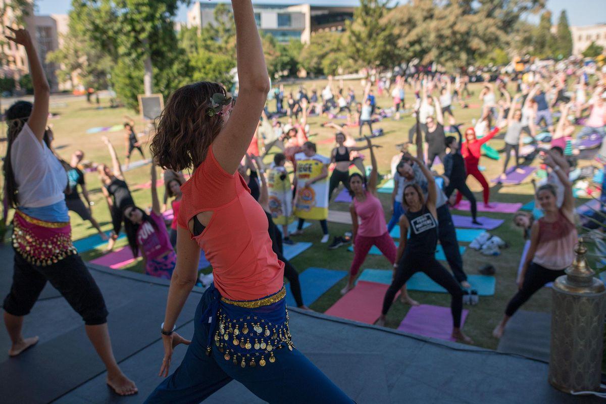 Yoga Day Festival Brisbane 2019