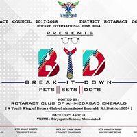 BID- Break It Down