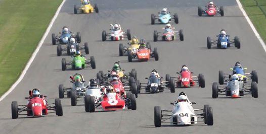 MSVR Heritage Formula Ford Round 1