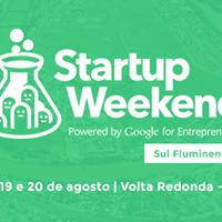 Startup Weekend Sul Fluminense - Volta Redonda