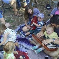 Glendale Folk Festival Childrens Music Class