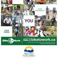Squamish Bike to Work and School Week