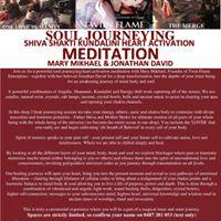 SOUL Meditation Journeying with Mary Mikhael &amp Jonathan David