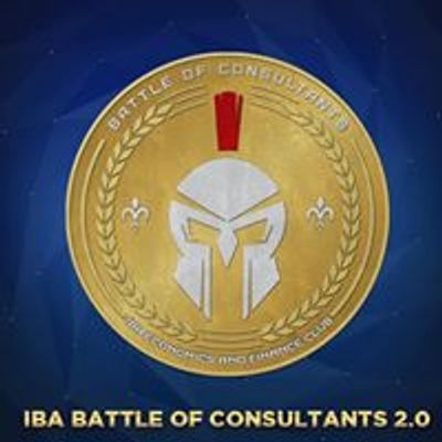 IBA Battle of Consultants
