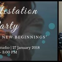 Endings to New Beginnings Manifestation Party