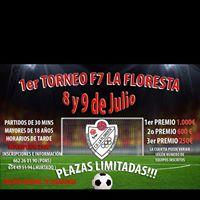 Torneo la floresta 8 y 9 julio
