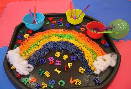 Messy Play at Bounce Mon Jan 21st 11am