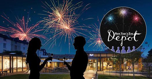 New Years Eve Party at Depot