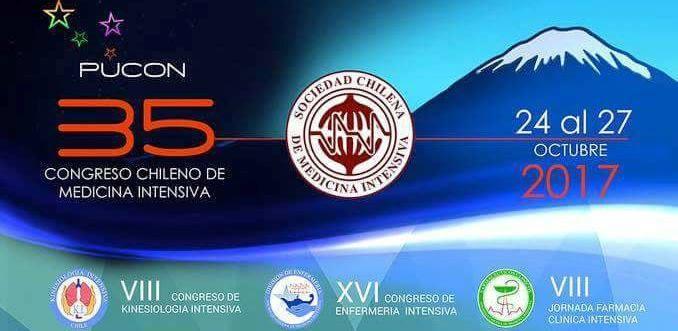 XVI Congreso Chileno de Enfermería Intensiva at Gran Hotel Pucon, Pucón