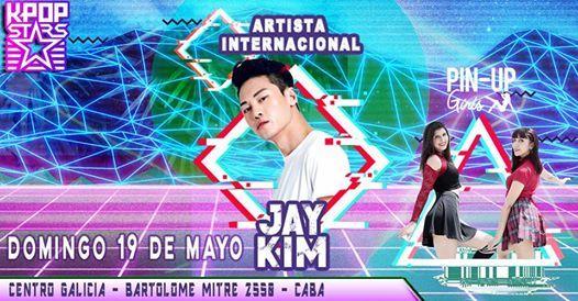 Kpop Stars 19 de Mayo con JAY KIM