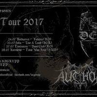 Demonical  Author  Angrepp Eastern Invasion tour 2017 - Daos