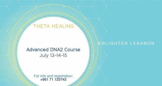 ThetaHealing Advanced DNA2